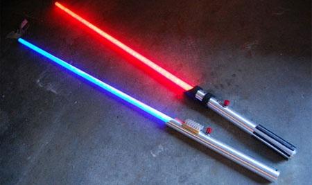 Lucha con sable 1001-how-to-sable-laser-casero-por-menos-de-un-euro
