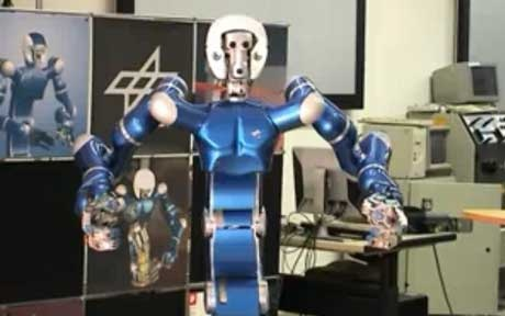 Justin DLR Robot ICRA2009