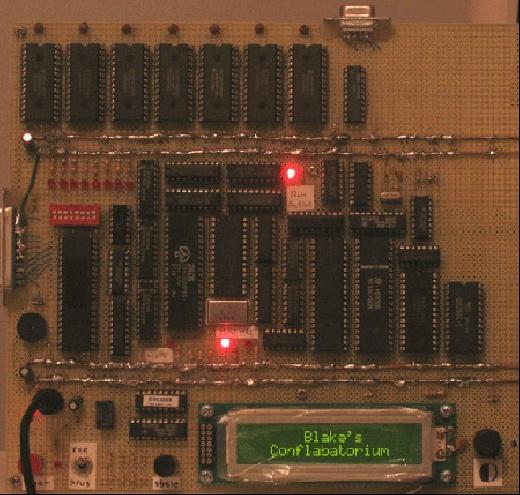 Hazte tu pr�pio ordenador basado en Z80