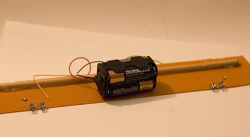 Como fabricar un sensor inalambrico para tu Wii