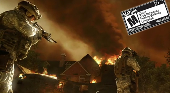 Call of Duty: Modern Warfare 2, � Tutorial de Guerra