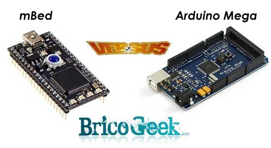 Hola Mundo! Arduino vs MBed