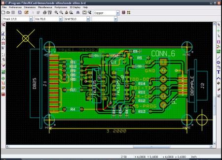 Recyclatech Kicad Para El Diseño De Pcb Placas De Circuito Impreso