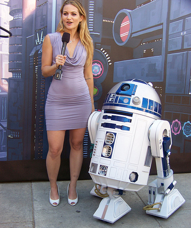 C�mo hacer un robot R2D2 de Star Wars