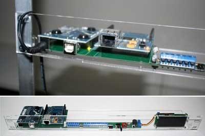 Monitorizaci�n casera de servidores con Arduino