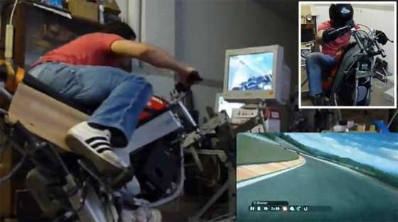Simulador casero de MotoGP (se busca ayuda!)