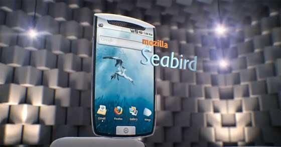 Seabird: El futuro de los m�viles seg�n Mozilla
