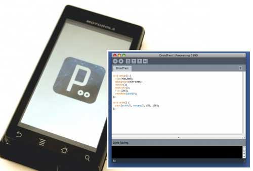 C�mo programar para Android con Processing