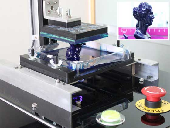 Impresora 3D casera de alta resolucin