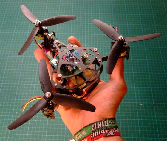 Tric�pter casero con Arduino