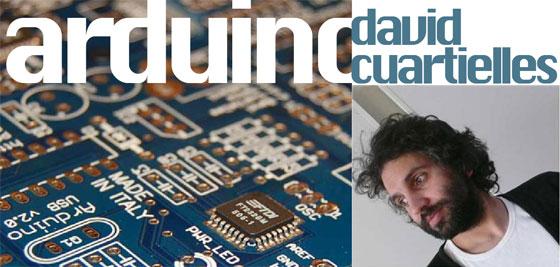 Entrevista a David Cuartielles en M�xico