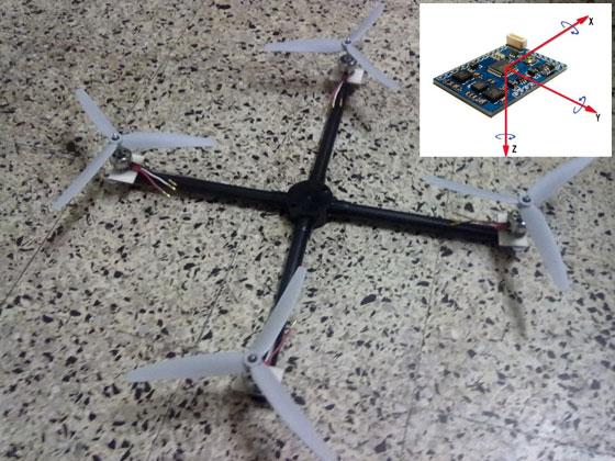 C�mo hacer un quadcopter con Arduino