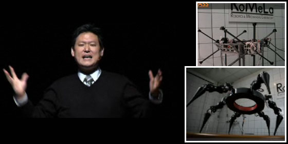 Dennis Hong: Mis siete especies de robots