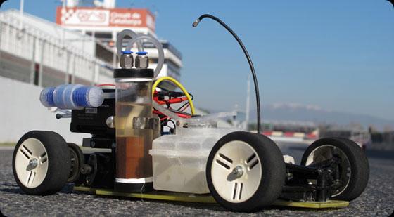 como fabricar un coche teledirigido:
