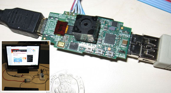 Raspberry Pi: Un PC en un stick USB por 25 d�lares