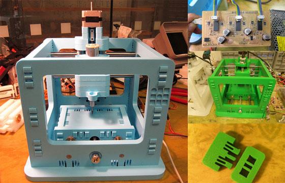 MTM Snap: Peque�a CNC con Arduino