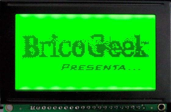 Tutorial Arduino: Pantalla Serial LCD 128x64