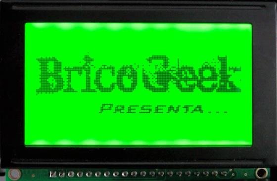 Tutorial Arduino: Pantalla Serial LCD 128x64