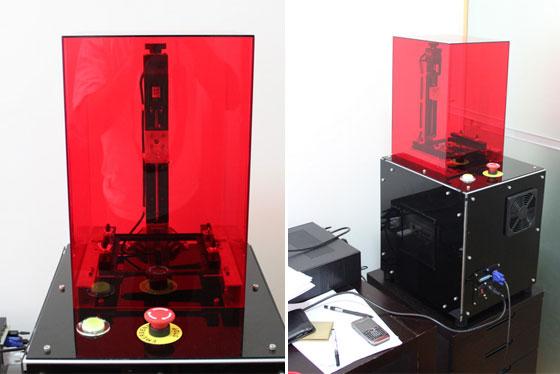 Impresionante impresora 3D casera de alta resoluci�n