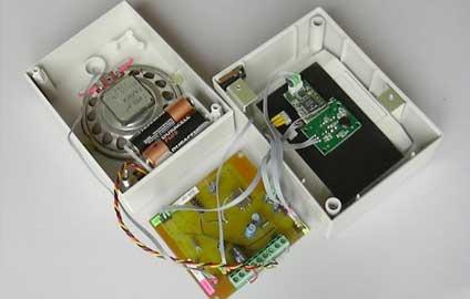 Video vigilancia con AVR Atmega32 y MicroSD