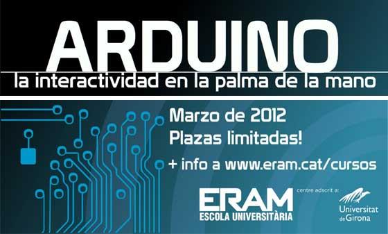 Taller de Arduino en Girona (ERAM)