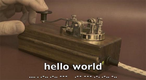Tworse Key - Tel�grafo conectado a Twitter