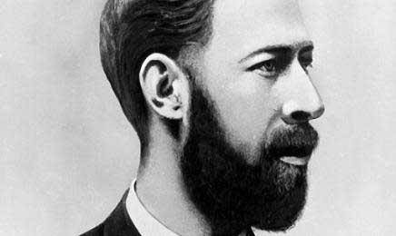 155 aniversario del nacimiento de Heinrich Rudolf Hertz