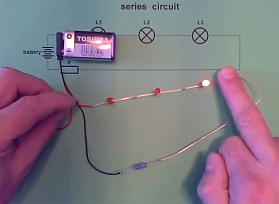 LEDs Puzzle: Te volver�s loco