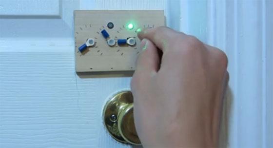 Lockduino: Cerradura codificada con Arduino