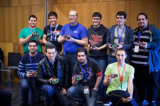 Resumen del taller de rob�tica con Arduino - XGN14