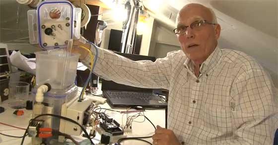 Sistema de cultivo aquaponico controlado con Arduino