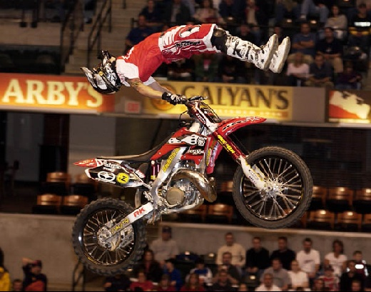 Video: Freestyle motocross