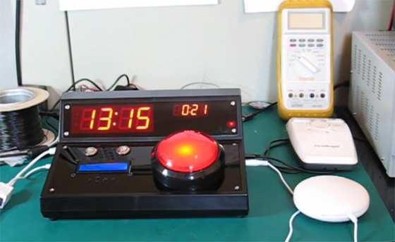 Despertador Retro casero con Raspberry Pi
