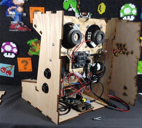 Mini Arcade Con Raspberry Pi Bricogeek Com