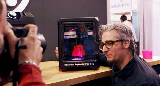 Print the Legend: La pel�cula documental sobre impresi�n 3D