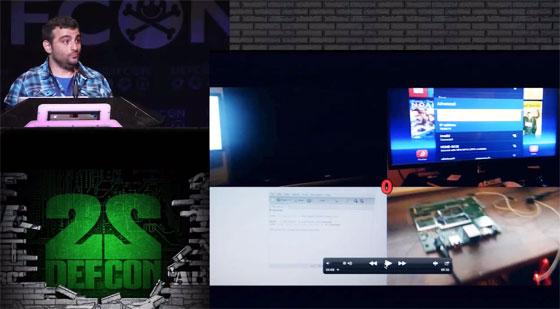 DEFCON: Hackear 20 dispositivos en 45 minutos