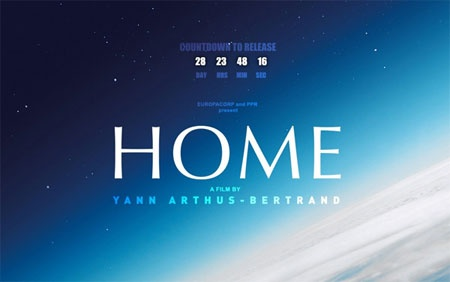HOME La Pelicula - El 5 de Junio, Cita con el planeta
