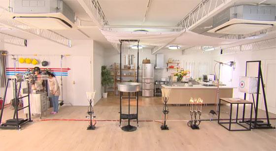 Automatizaci�n extrema en la cocina: Gambas rebozadas