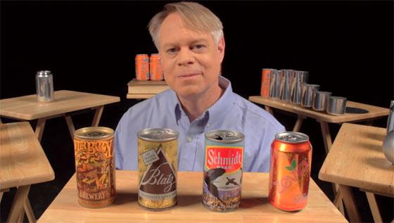 La ingenier�a detr�s de los botes de las latas de bebida