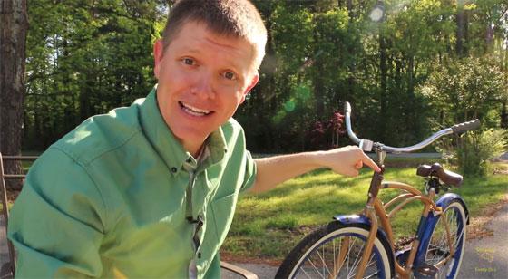 Tan f�cil como montar en bicicleta... �o no?