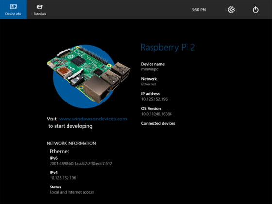 C�mo instalar Windows 10 IoT en la Raspberry Pi 2