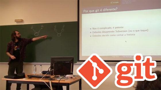 GPUL Labs: Charla sobre GIT avanzado por Jos� Doval