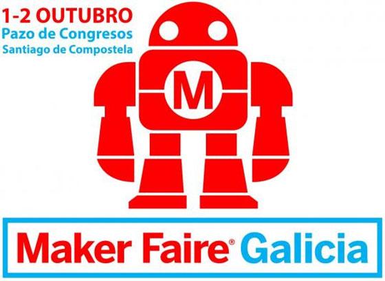 Abiertas inscripciones para la Galicia Maker Faire 2016