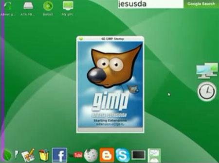 (Video) gOS: El sistema operativo de Google basado en Linux