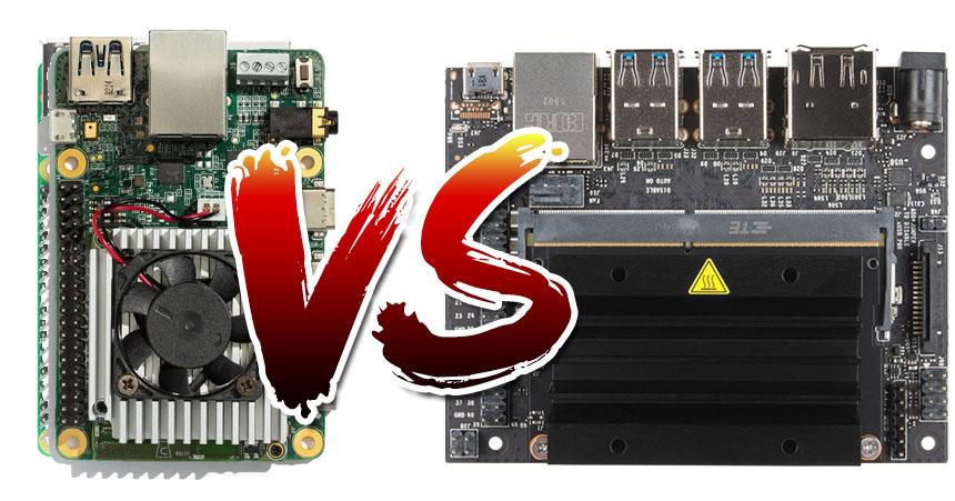 Comparativa entre NVIDIA Jetson Nano y Google Coral