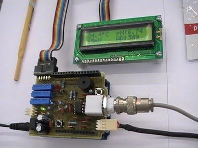 phDuino: Medidor de pH con Arduino