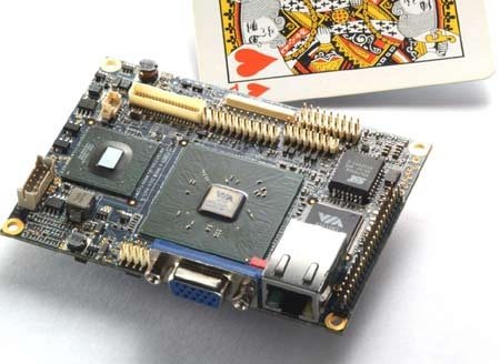 (Video) Wen Chi Chen presenta la placa base Pico-ITX