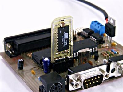 AVR-BASIC: El mini ordenador personal con AVR32