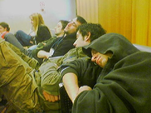 Apasionante conferencia en la XGN�07