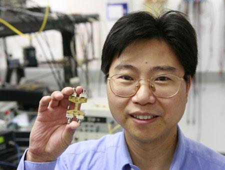 Intel desarrolla procesador �ptico que transmite a 40Gb/s